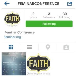 feminar instagram